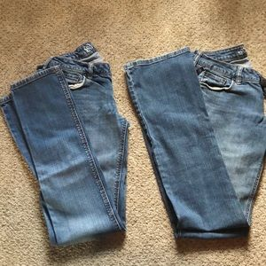 Jeans! 7 LONG! Bullhead denim from Pacsun